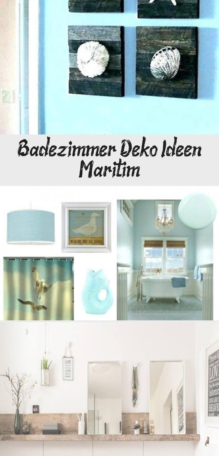 Badezimmer Deko Ideen Maritim in 17  Badezimmer deko