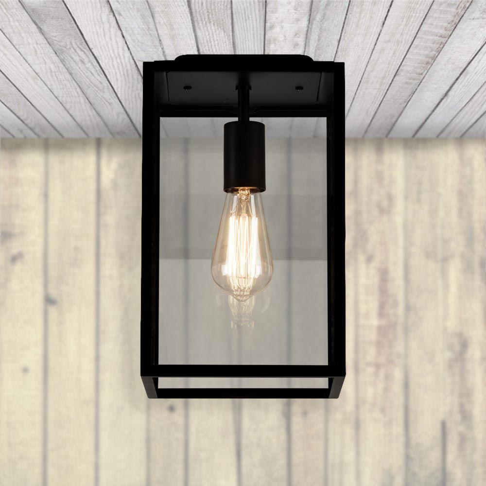 Flush Mount Outdoor Ceiling Light Cl 33814