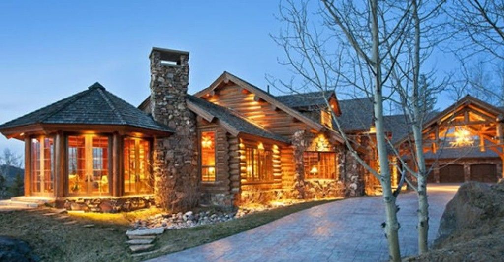 In This Article We Showcase 18 Luxury Log Homes Ideas. Discover Luxury Log  Homes Design And Ideas Inspiration From A Variety Of Color, Decor And Theme  ...
