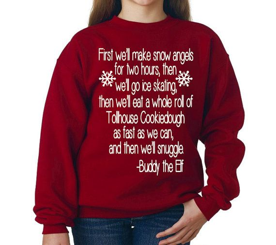 youth buddy the elf christmas sweater for kids buddy the elf christmas sweater price 1799 usd discount code pinterest15 - Buddy The Elf Christmas Sweater