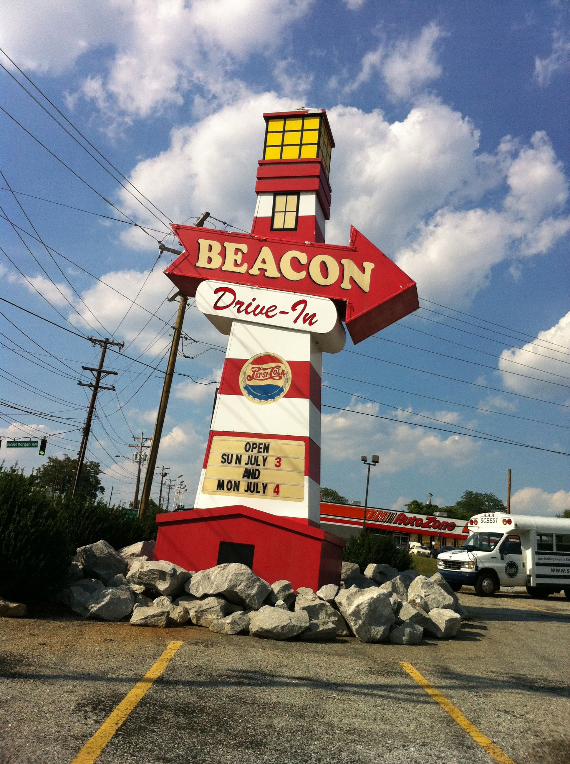 Beacon Drive In Spartanburg Sc Lovely Locations Pinterest