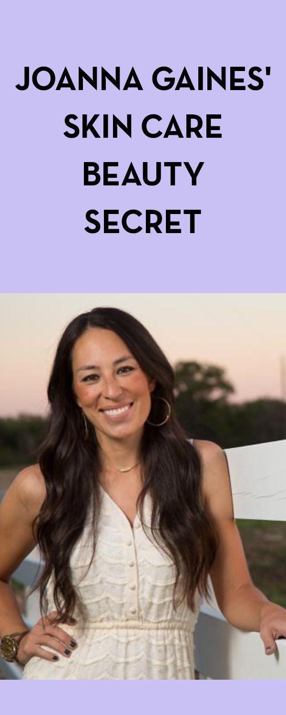 Joanna Gaines Skin Care Beauty Secret Homemade Wrinkle Cream Beauty Skin Care Beauty Secrets