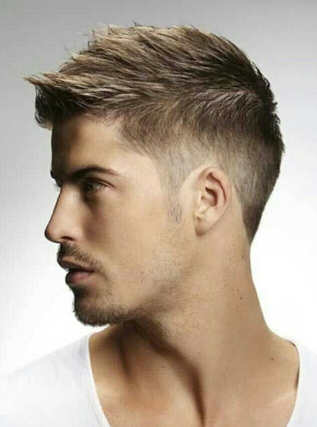 Fashionable Mens Haircuts Cool Short Hairstyles For Thin Hair Spiky Top Read More