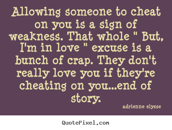 In Can You And Be Cheat Love