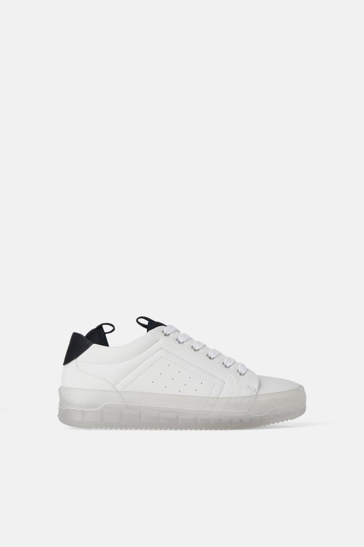 Women's Sneakers | Online Sale | ZARA Switzerland | Sneaker