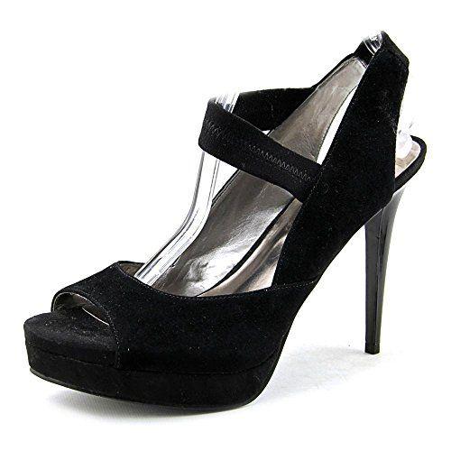 Carlos by Carlos Santana Women's Cosette Dress Pump,Black,9.5 M US - http