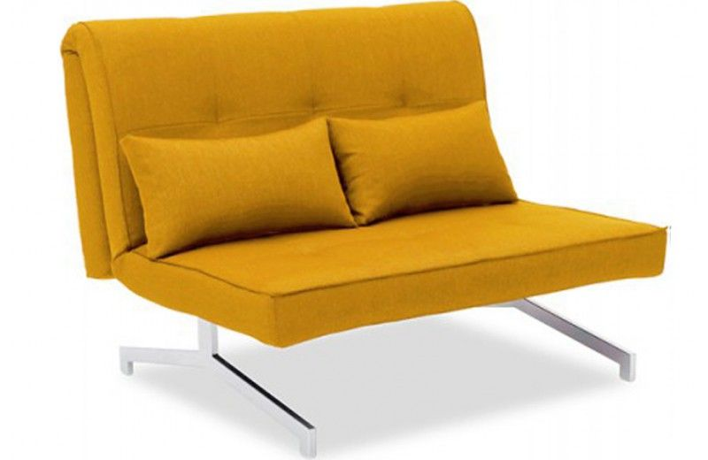 Design Canapé Convertible Duo Salon Bz JauneDeco Furniture m0N8nwv