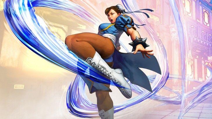Chun Li 4k Wallpaper Street Fighter 5 Girl 3840x2160 Chun Li Street Fighter Street Fighter 5 Street Fighter Chun li wallpaper hd