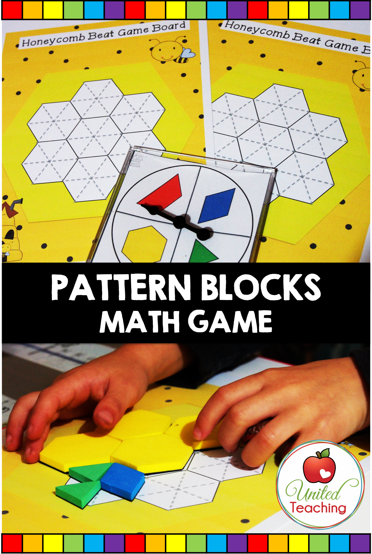 Pattern Blocks Pattern Blocks Activities Math Activities