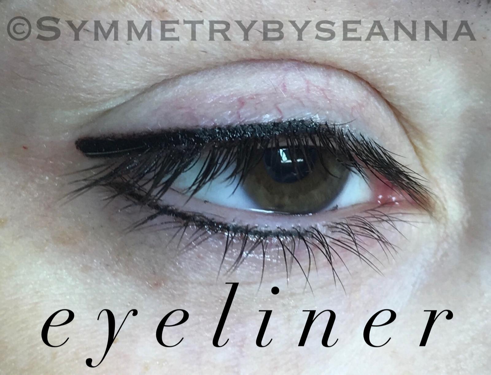 Eyeliner tattoo Eyeliner tattoo, Eyeliner, Permanent makeup