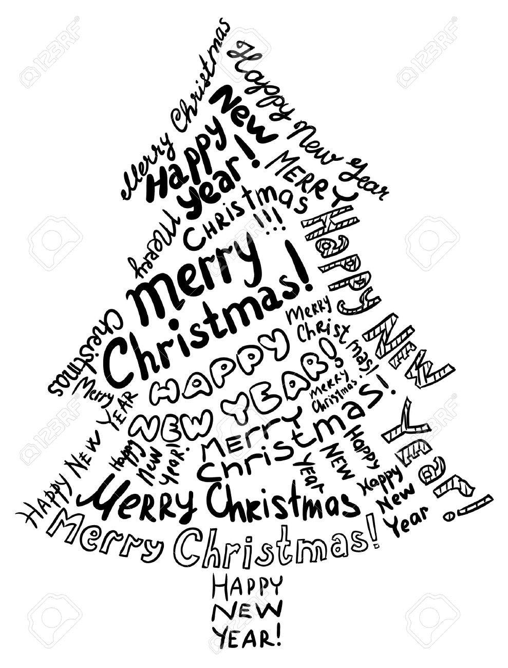 Pin Von Hanneke Westra Auf Algemeen Onderwijs Weihnachten Schattenbilder Weihnachtsbaum Silhouette Weihnachtsbaum