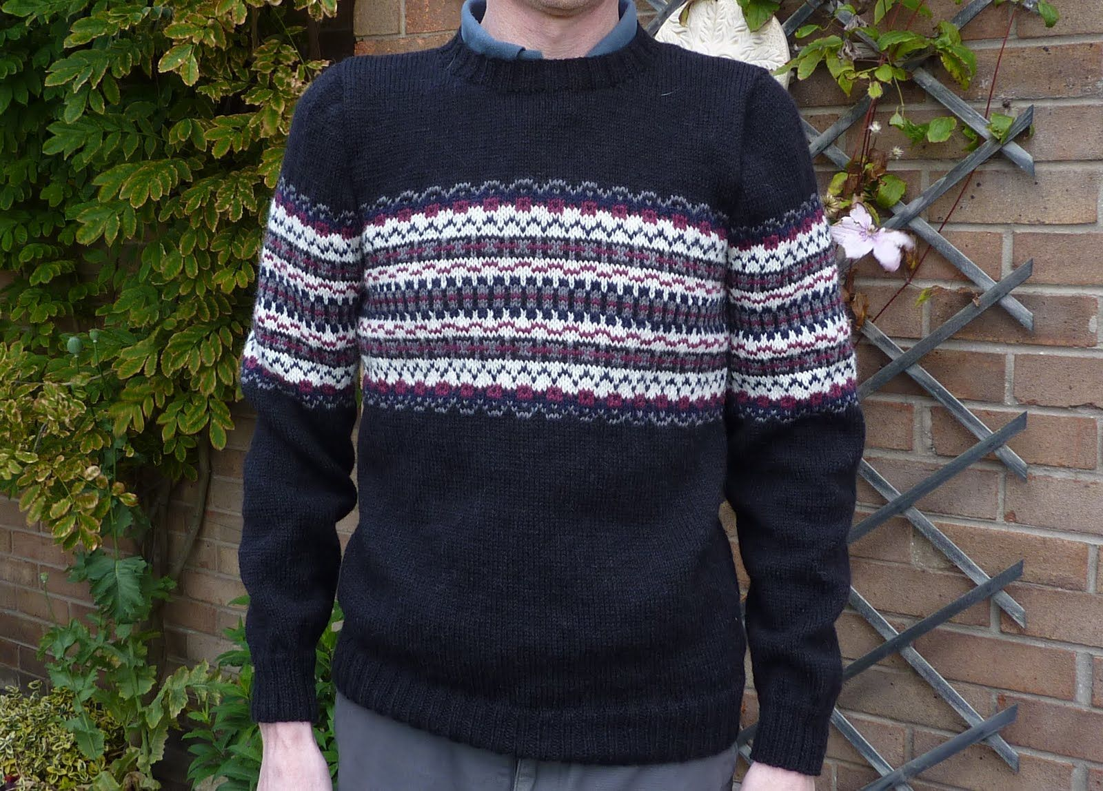 Men are seldom seen taking interest in knitting and even those who like it do generally want to make a sweater as it is a time consuming project. Description from aknittingblog.com. I searched for this on bing.com/images