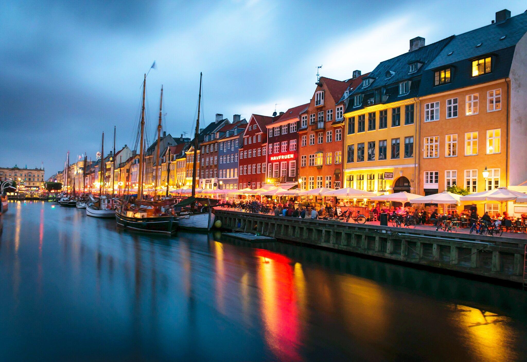 Nyhavn Copenhagen 5817 X 4000 Copenhagen House In Nature