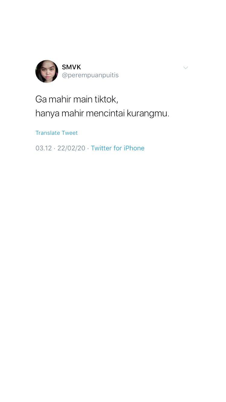Screenshot Humor Twitter Receh Dagelan Quotes Gombal Di 2020