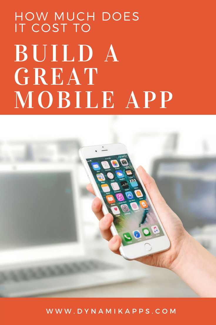 How Much Does It Cost to Build A Great Mobile App | Mobile ...