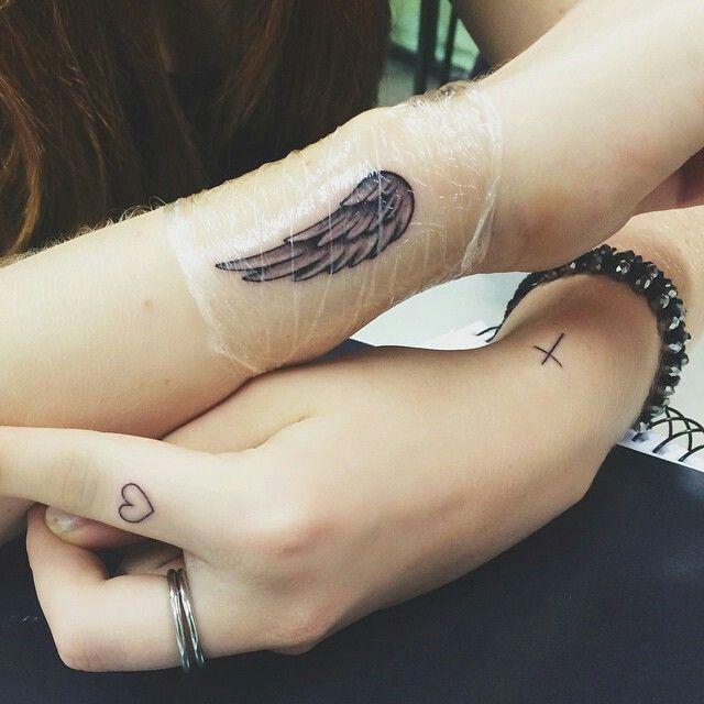 Angel Wing Tattoo Tattoo Tattoos Wrist Tattoos Tattoo Designs