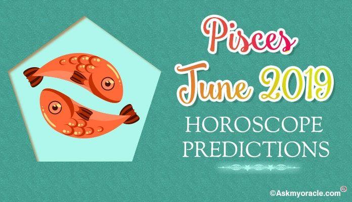 Pisces June 2019 Horoscope | Monthly Horoscope 2019 | Pisces