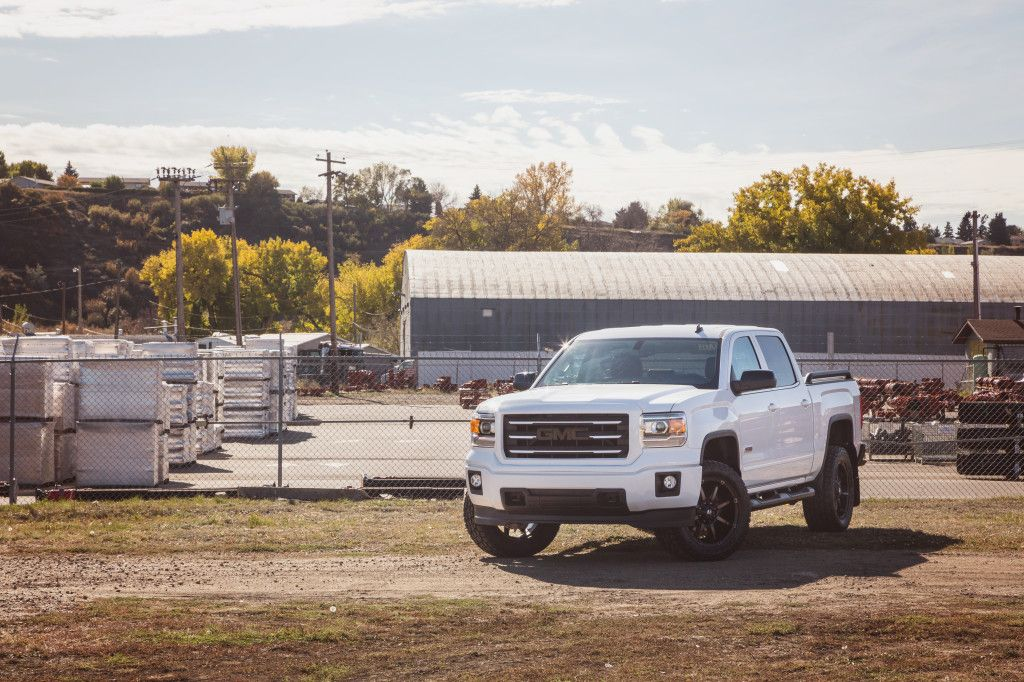 Davis Customs 2014 Gmc Sierra Full Pictures And Video 2014