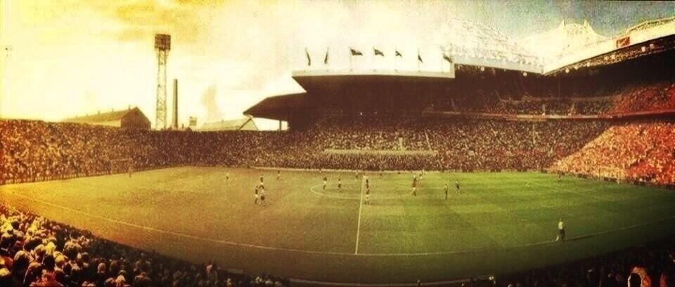 Van Gaalacticos On Twitter Old Trafford Manchester United Football Manchester United Football Club