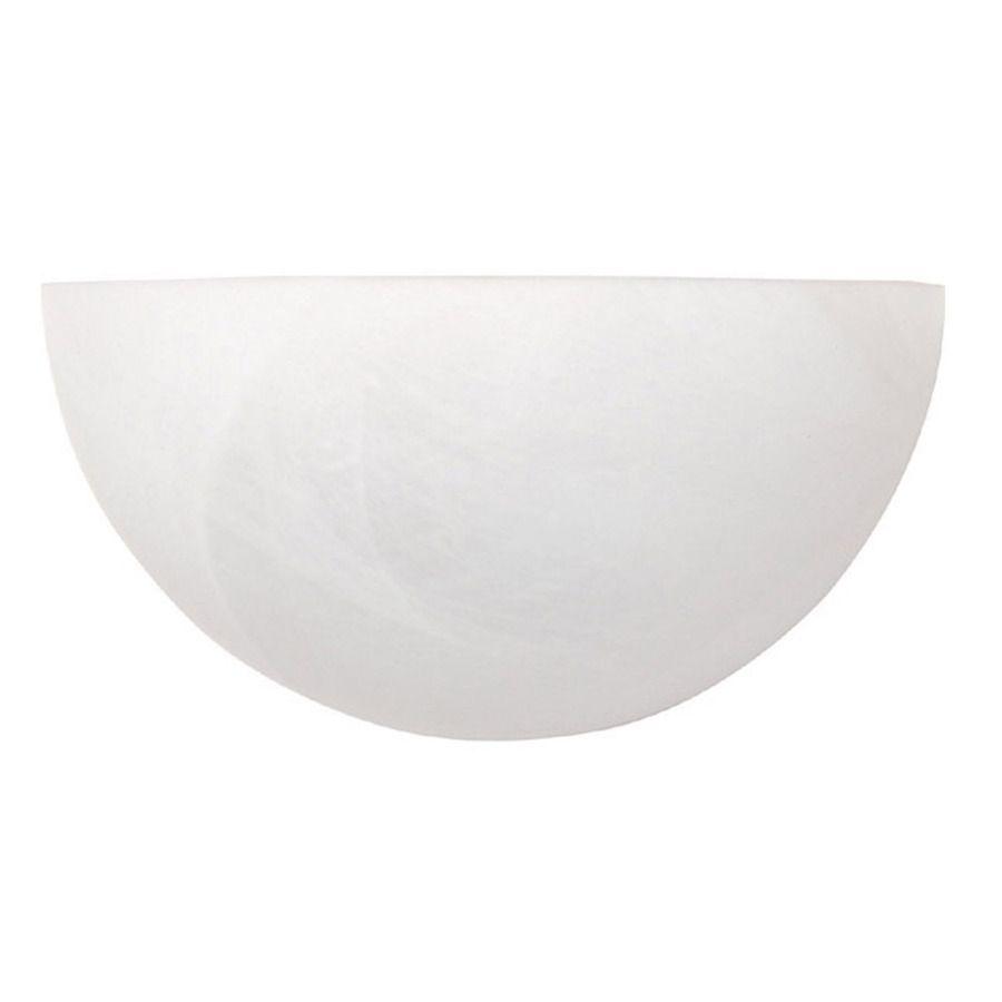 Century 10-in W 1-Light Matte White Pocket Wall Sconce  sc 1 st  Pinterest & Century 10-In W 1-Light Matte White Pocket Wall Sconce Lwzt24zo21361 ...