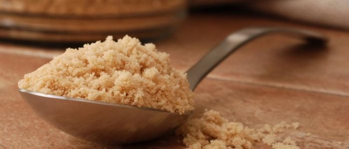 Mix up these 4 common ingredients for a sweet DIY face scrub!