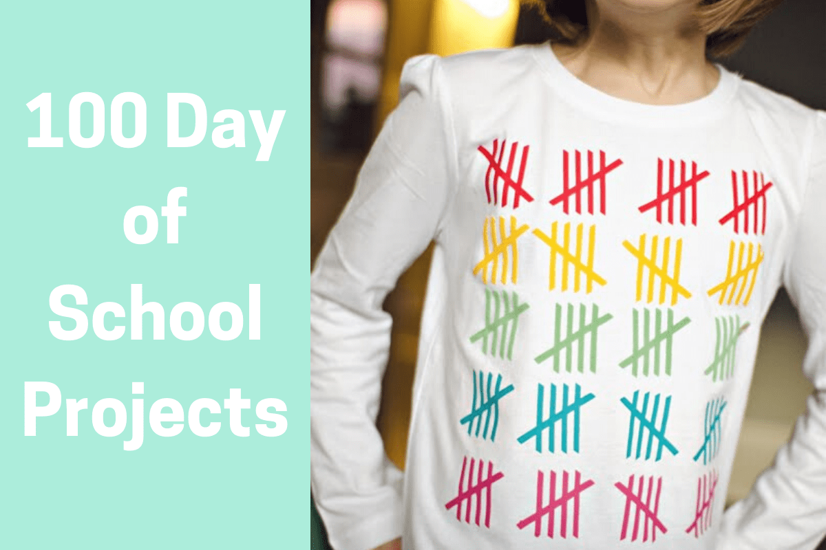 15 Super Fun 100 Day Kindergarten Projects Amp T Shirts