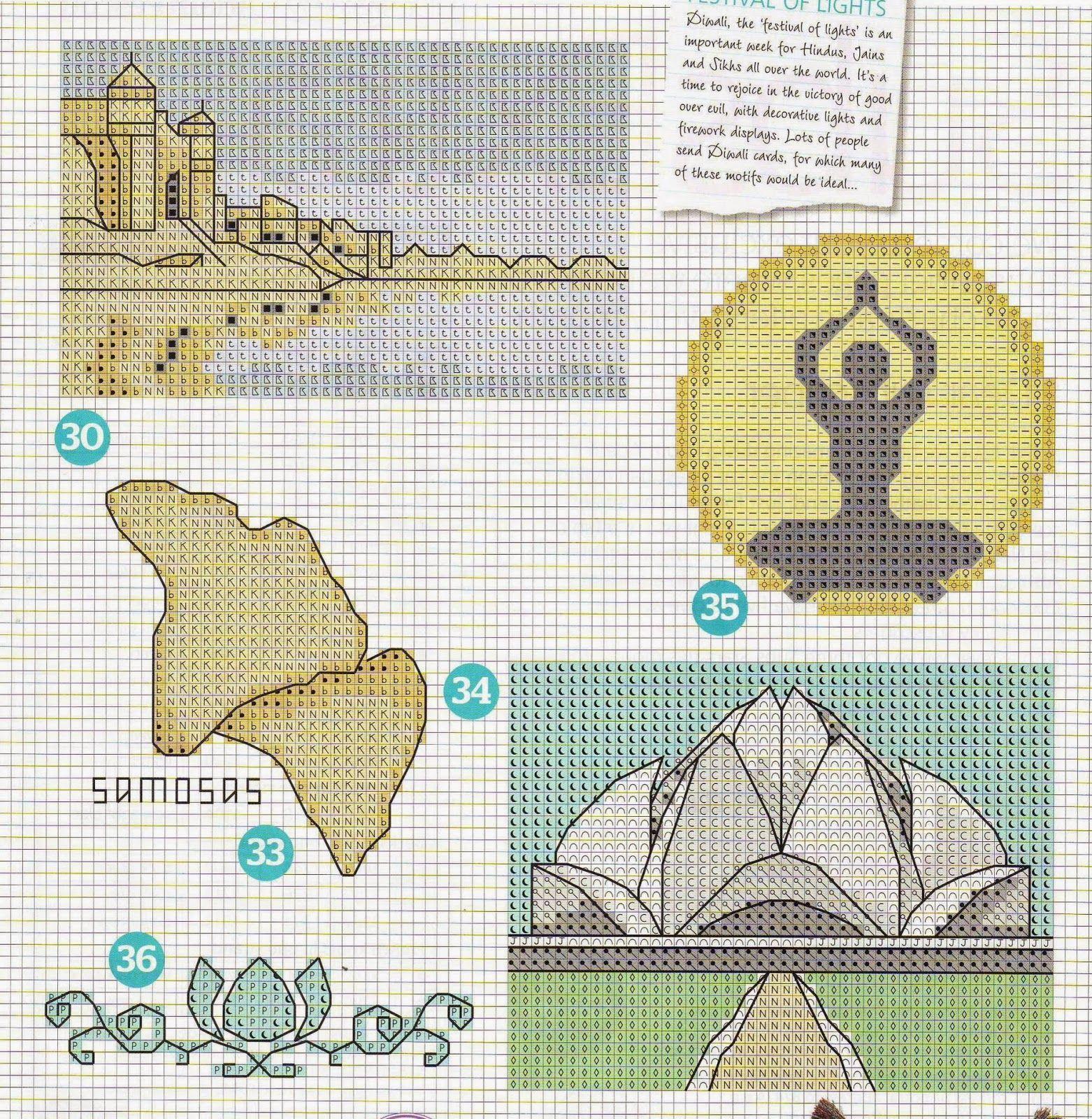 Excepcional Venda De Los Patrones De Punto Ilustración - Manta de ...