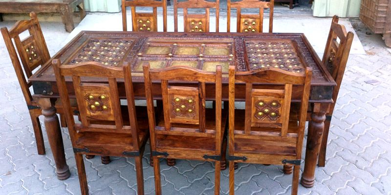 Antique Indian Furniture Dubai A Symbol Of Luxury ArtArt And Craft