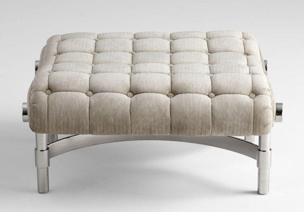 Ottomans Footstools Cyan Design Ottoman Furniture