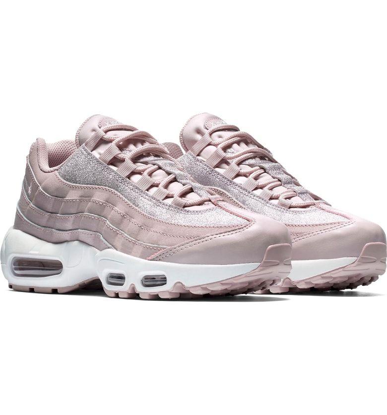 nike air max roze glitter
