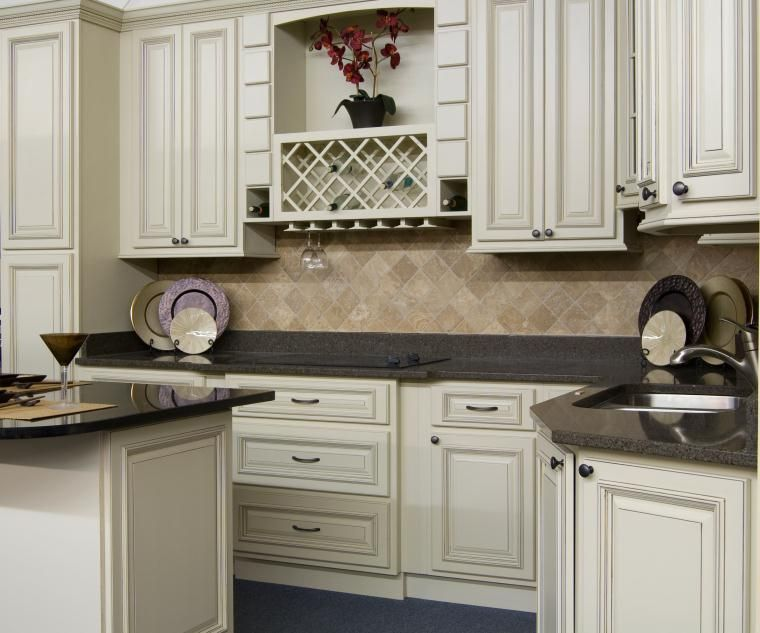 heritage madison white cabinets for kitchen - White Cabinets Kitchens