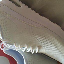 Nike Womens Air Max Thea Running Shoe BlackSummit White 8.5 B(M) US