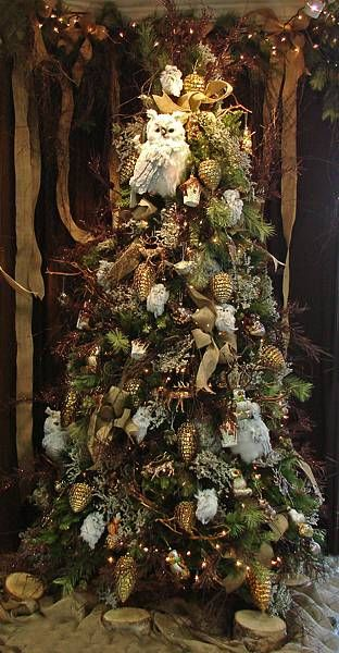 the enchanted forest christmas tree - Enchanted Forest Christmas Trees