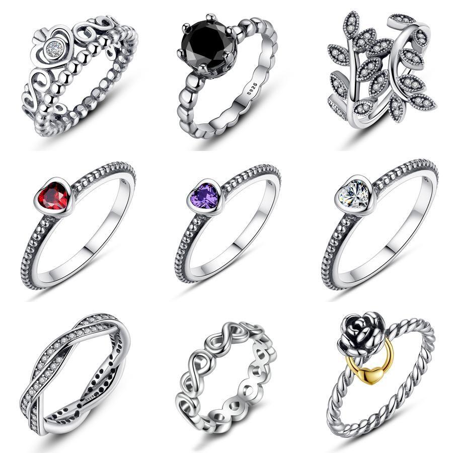 Who Sells Pandora Jewelry: 9 Style Fashion Hot Sell 925 Silver Pandora Jewellery