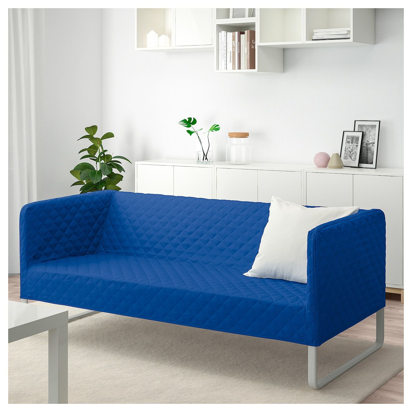 Ikea Farlov Sofa And Loveseat Looks Incredible Very Large Scale Especially For Ikea And Super Deep Seat Living Room Sofa Deep Seating Living Room Furniture