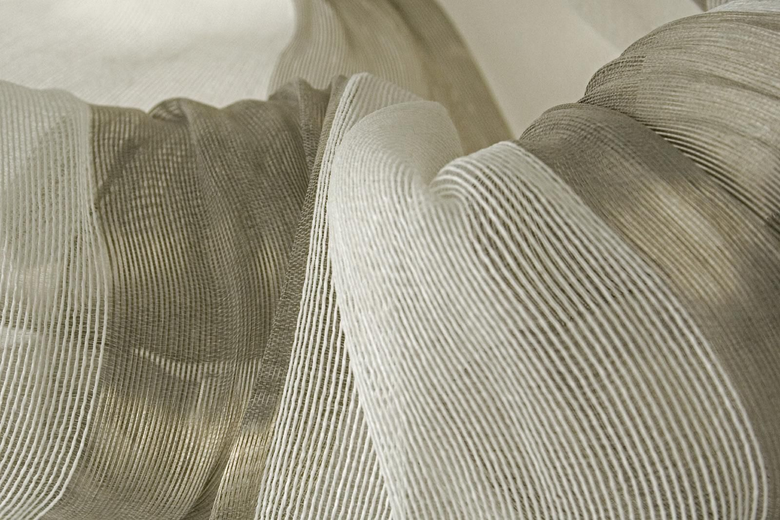 Image result for ANNEMETTE BECK textiles metal waves