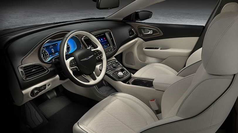 2015 Chrysler 200c Interior With Images Chrysler 200 Chrysler