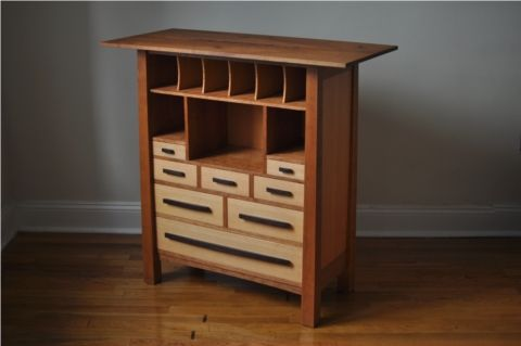 Tea Cabinet Reader S Gallery Fine Woodworking Tea Storage In