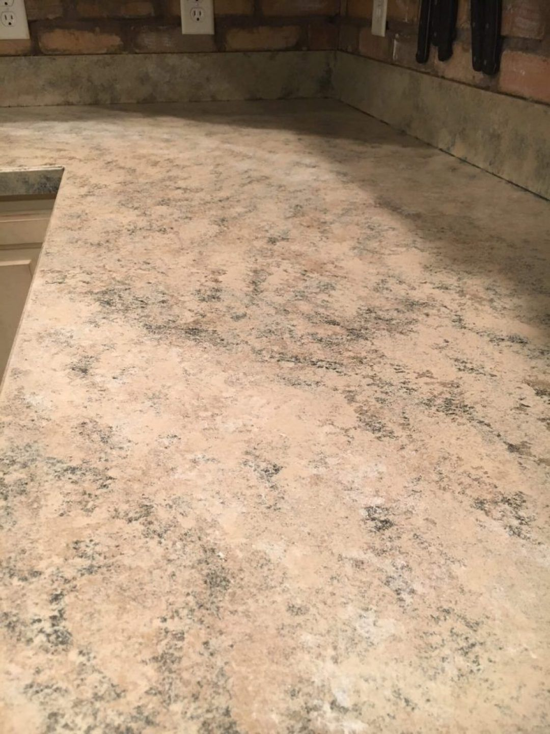 Painted Countertops How To From Laminate To Granite
