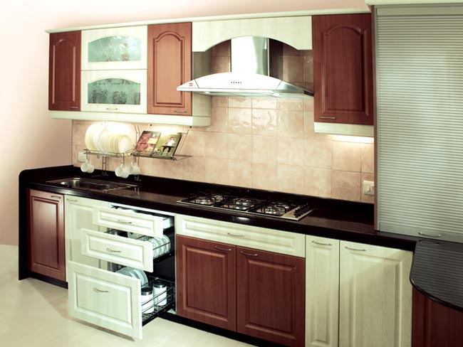 modular kitchen designs small kitchens red modular kitchen designs