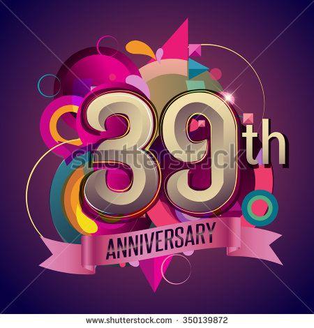 happy 39th anniversary quotes
