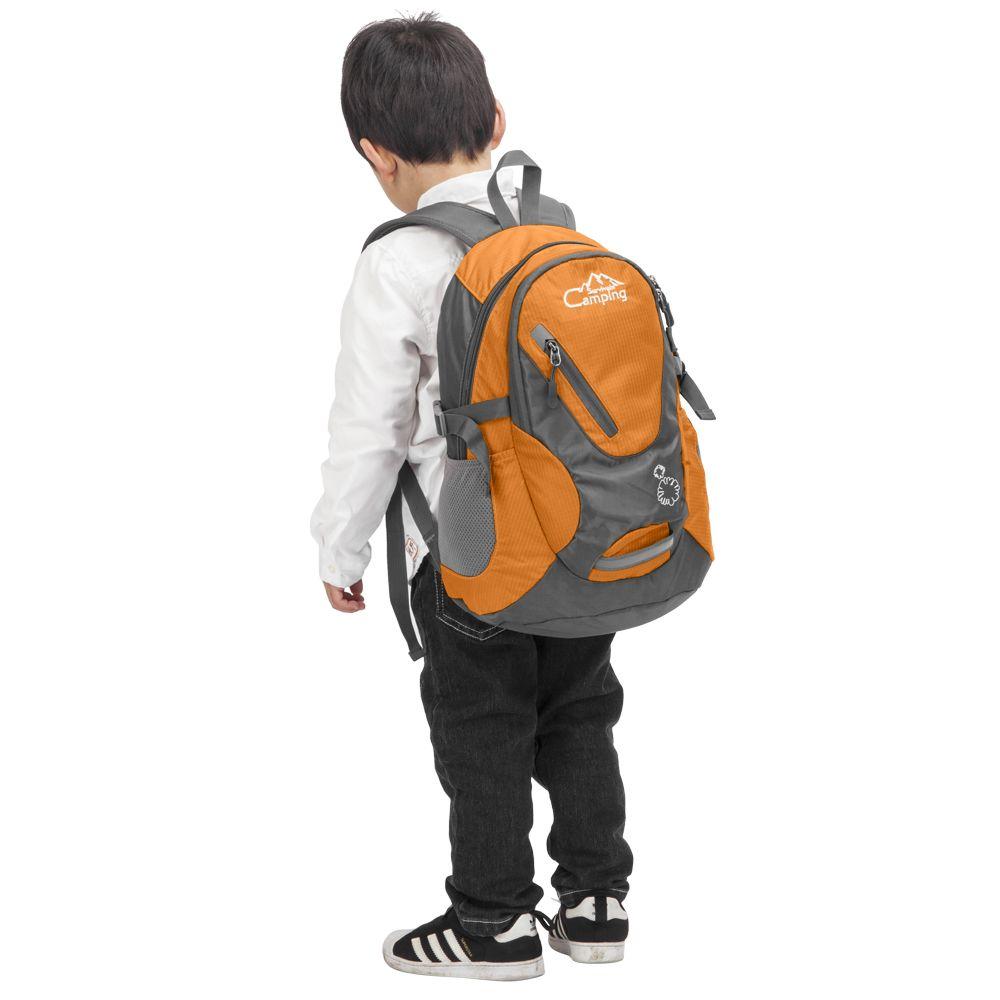 Camping Black M:26-40L Nylon Waterproof Backpack Rain Cover for Hiking 2 PACK