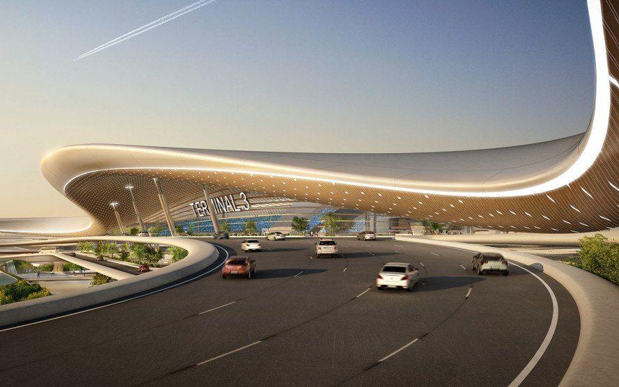 Un Studio S Innovative Design For Terminal 3 Of Taiwan Taoyuan