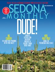 Sedona Monthly Magazine I Sedona, AZ, Restaurants, Art, Hiking, Events