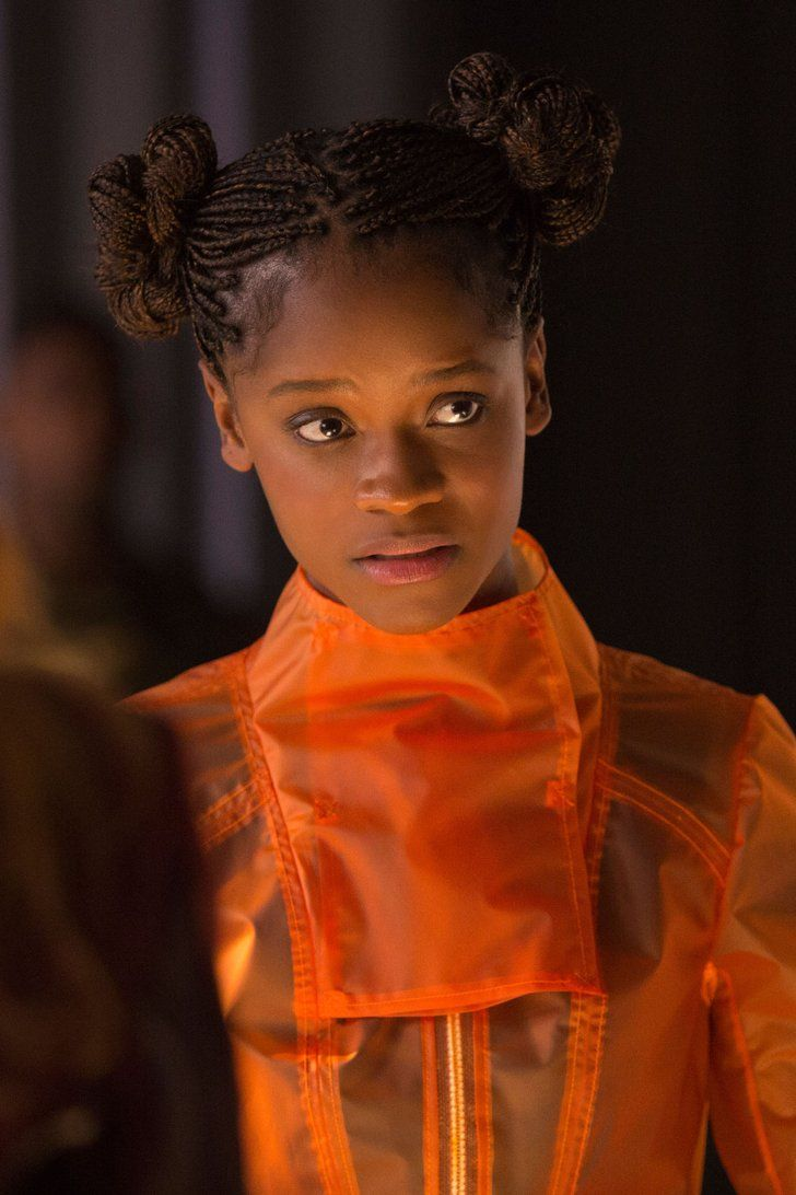 Here's Exactly When Black Panther's Letitia Wright Pops Up in Ready Player One
