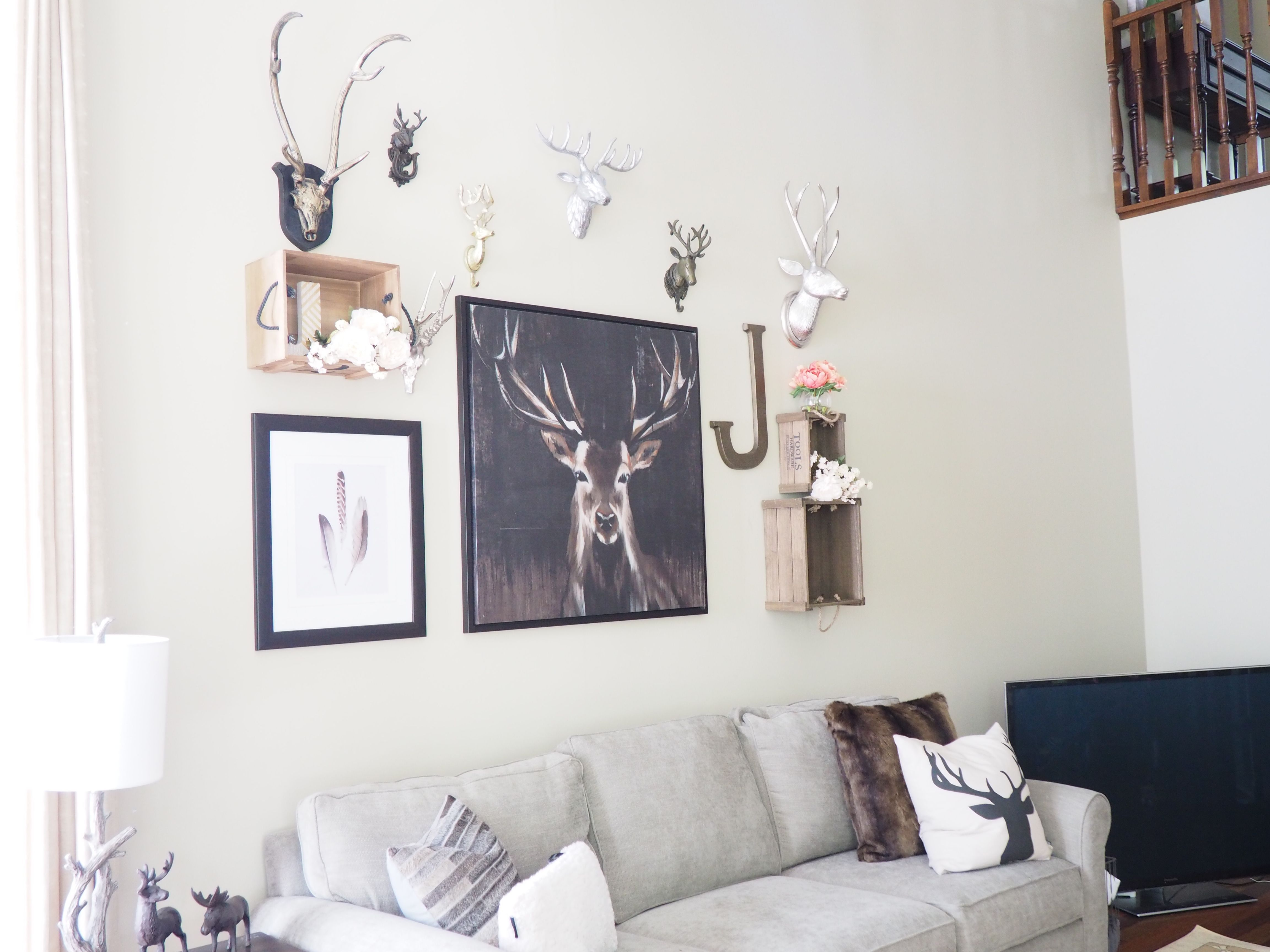 Pin By Cindy J On House Home Decor Decor Gallery Wall