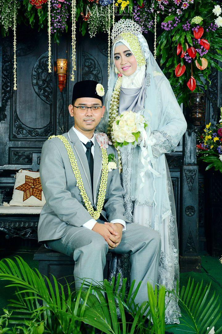 Foto Pernikahan Baju Pengantin Muslim Muslimah Jawa Blitar