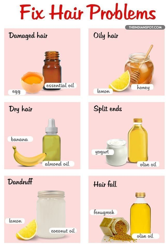 homemade hair treatment