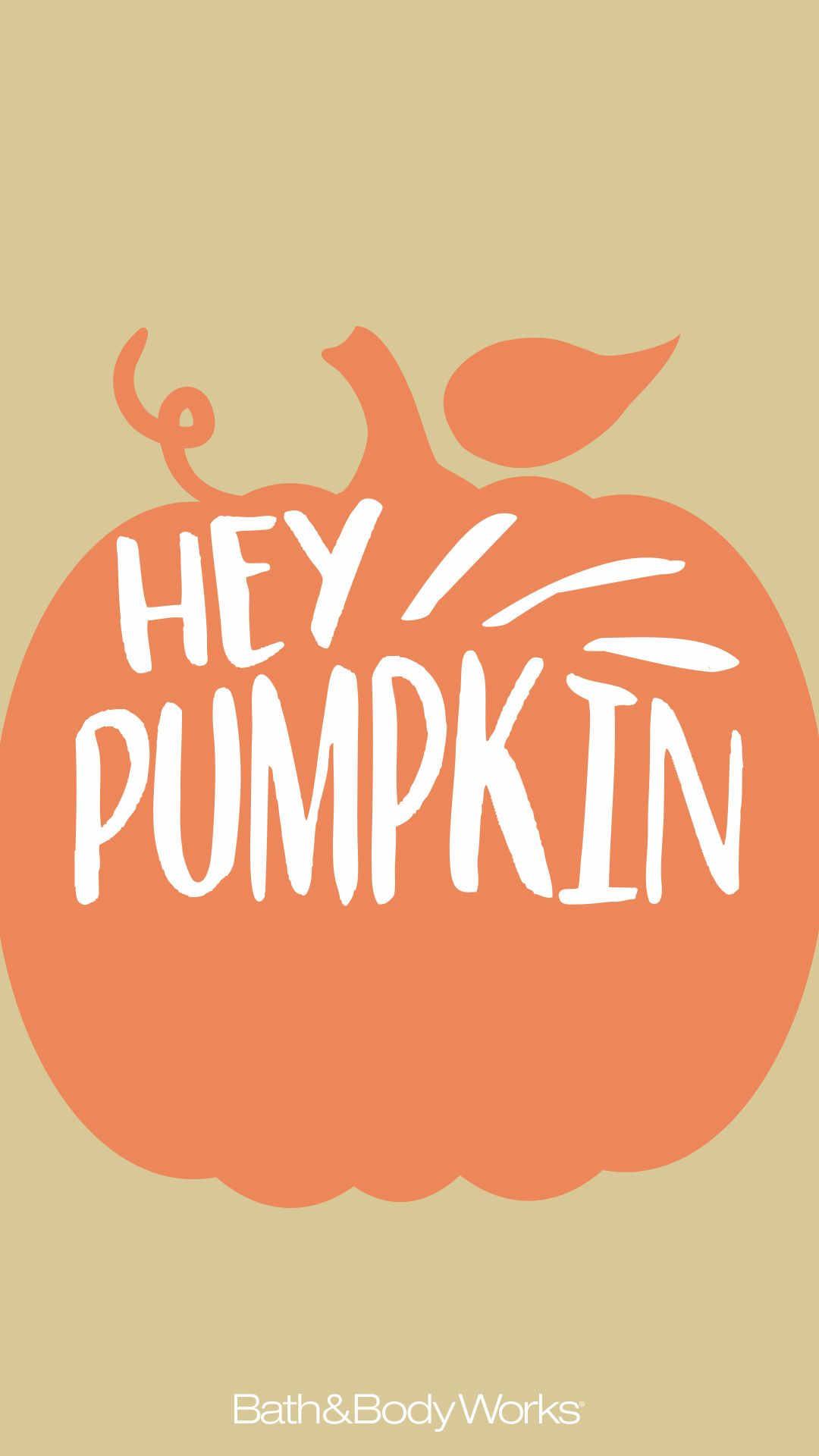 Cell Wallpaper Hd Illustration Fall Quot Hey Pumpkin Quot Cell Phone Wallpaper Background Bath