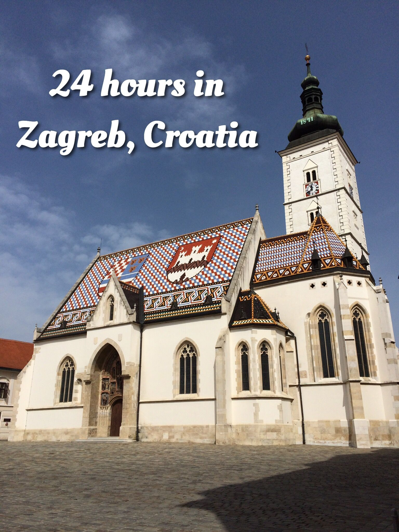 To Kick Off Our Two Week Trip To Europe The Girls And I Started Out In Croatia Beginning With Just About 24 Hours In The Capita Croatia Zagreb Zagreb Croatia